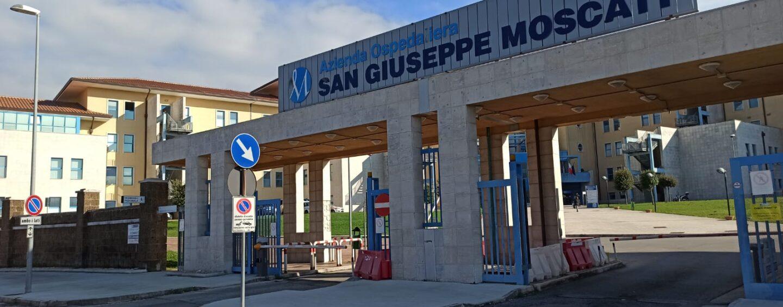 Moscati, due giorni di chiusura al pubblico degli sportelli Cup-ticket