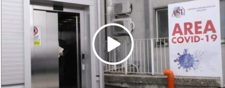 VIDEO/ Ospedale Ariano: inaugurata area Covid con 33 posti letto ma mancano gli anestesisti