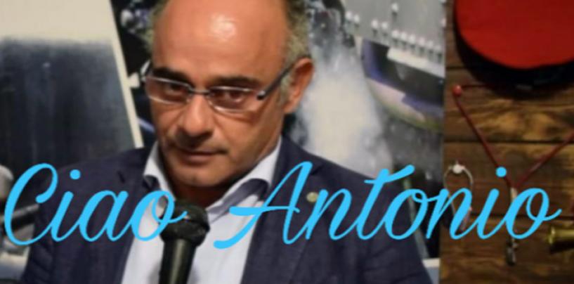"""L'Irpinia e la Calabria piangono Antonio Parente. Domenica l'addio nella """"sua"""" Montefusco"""