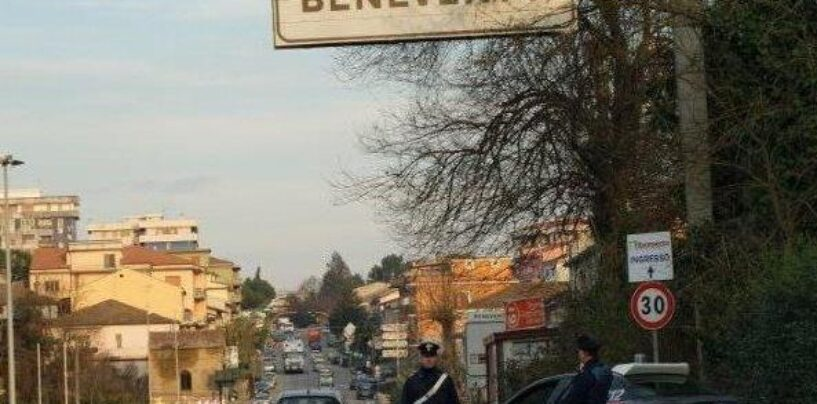 Benevento: pusher arrestato