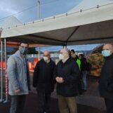 FOTO / Tamponi rapidi a Campo Genova, oggi i primi test. Avellino punta sullo screening di massa
