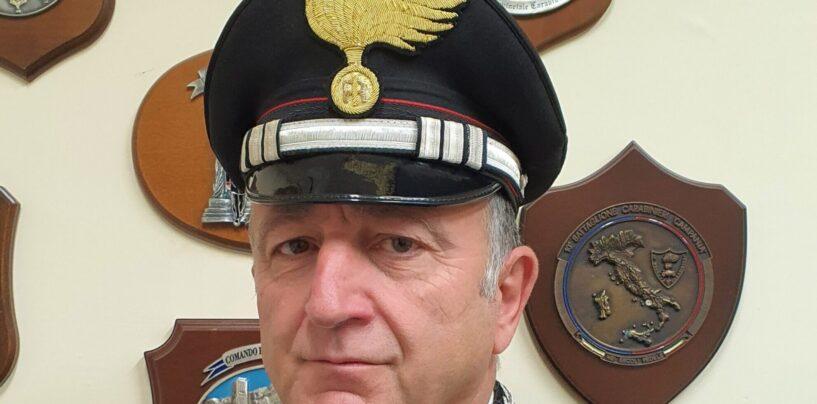 Terza stelletta per il Comandante del Nucleo Operativo e Radiomobile dei Carabinieri di Avellino: Costantino Coppola promosso Capitano