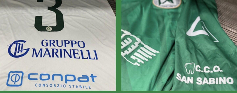 Avellino, due nuovi sponsor sulle divise da gioco