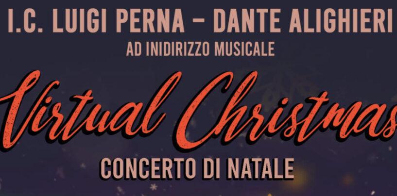 Virtual Christmas 2020 – La Musica non si ferma, attesa al Perna-Alighieri