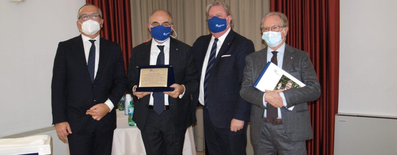 """""""Lascio l'associazione in ottime mani, De Vizia è un imprenditore autorevole e determinato"""". Confindustria: il saluto di Giuseppe Bruno"""