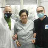 A 64 anni le viene rimosso un tumore di 20 chili, intervento salvavita al Cardarelli