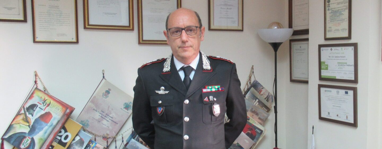 Benevento, il vice comandante dei carabinieri Restelli promosso colonnello