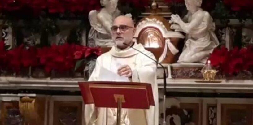 Grottaminarda saluta don Carmine, sarà parroco ad Ariano