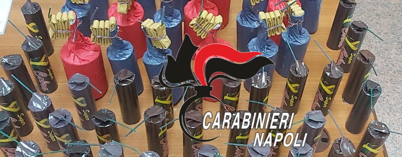 Botti illegali, guardia alta nel napoletano: sequestrati anche ordigni artigianali