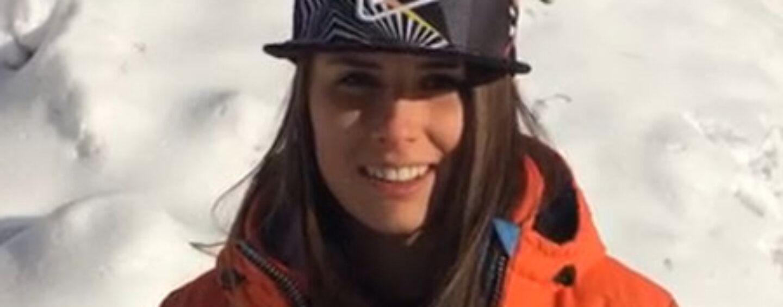 Un titolo italiano sotto l'albero per la sciatrice Michelle Valentini