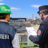 Carabinieri, 144 denunciati e 41 scarichi abusivi nel fiume Sarno