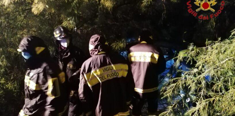 Maltempo, Avellino: Vigili del Fuoco impegnati nei soccorsi