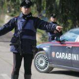 Sant'Antonio Abate, non si ferma all'alt dei Carabinieri:  denunciato un 14enne