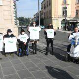 """FOTO E VIDEO / """"Ogni giorno è 3 dicembre"""". Mid, Coni ed """"Euthalia"""" per l'integrazione delle persone con disabilità"""