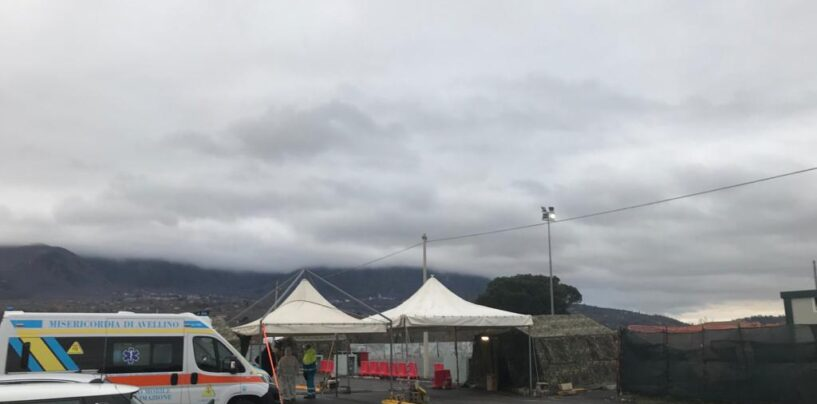 Tamponi rapidi Campo Genova: domani si conclude la prima fase, i test riprenderanno dopo qualche giorno di stop