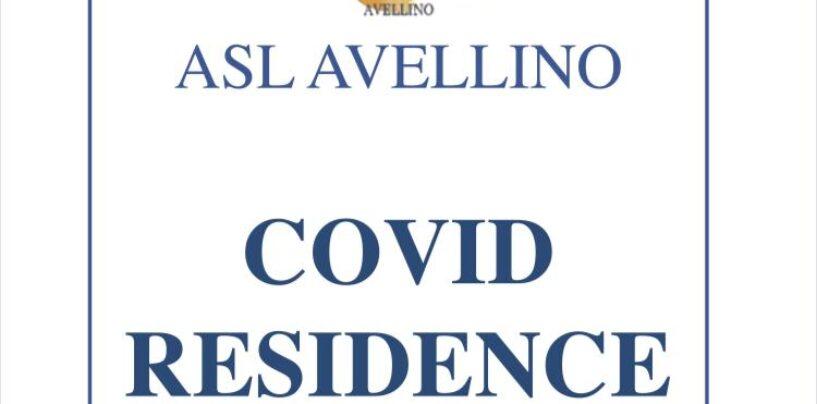 Covid Residence Montella: oggi l'arrivo del primo ospite