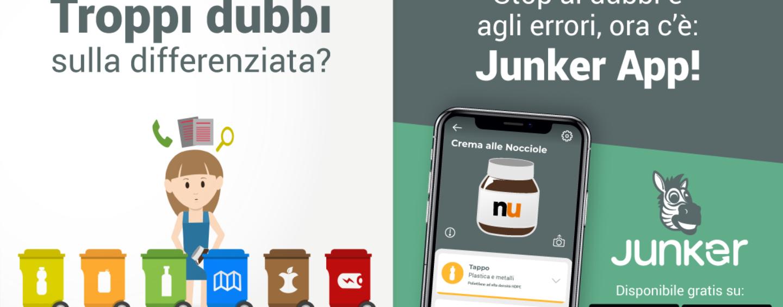 A Zungoli sbarca Junker, l'app che rende la differenziata un gioco da ragazzi