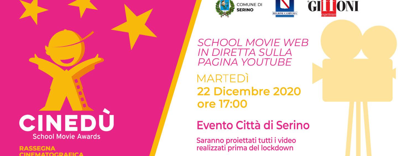 School Movie Cinedù, gli alunni di Serino protagonisti sul web