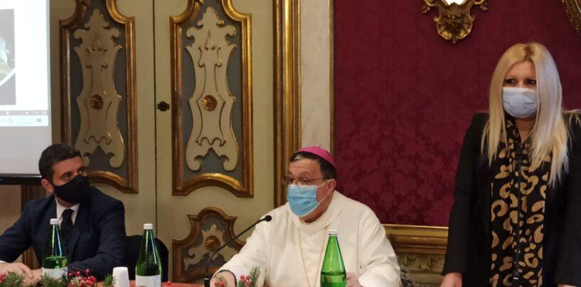 """""""Con il Papa oltre un'ora a parlare di Montevergine e dell'Irpinia. Ora aspettiamo una sua visita"""". Francesco e gli auspici dell'Abate"""