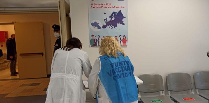 Virus: ad oggi in Italia vaccinate oltre 79mila persone. Più di 6mila in Campania