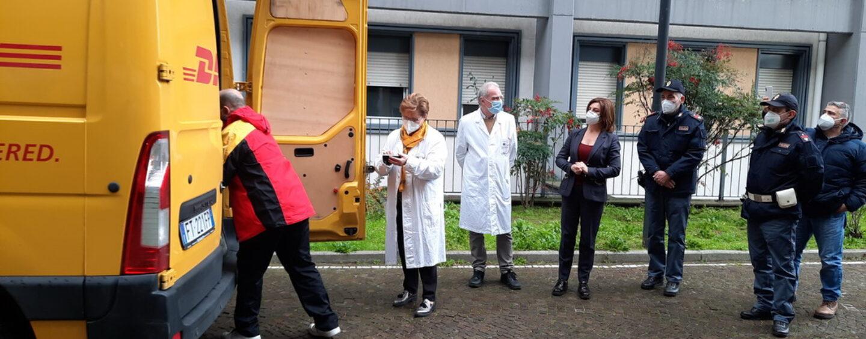 Ad Ariano Irpino sono arrivati altri 390 flaconi di vaccini anti-covid