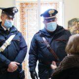 Sant'Angelo dei Lombardi. Si guasta la caldaia, carabinieri salvano dal freddo una ultranovantenne sola