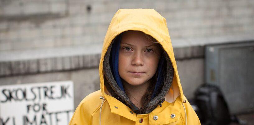 E' il simbolo della lotta contro i cambiamenti climatici: Greta Thunberg compie 18 anni