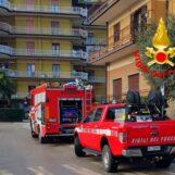 Stufa provoca incendio: sfiorata la tragedia ad Atripalda