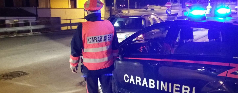 Nusco, tentato furto in un'abitazione: recuperata l'auto utilizzata dai malviventi per fuggire