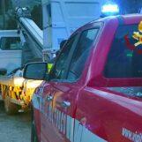 Montefredane, tecnici Enel bloccati dal maltempo: intervengono i vigili del fuoco