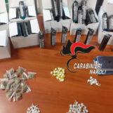 Afragola, controlli dei carabinieri: 1 arresto, sanzioni e sequestri