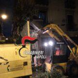 Falò di Sant'Antonio: raffica di sanzioni a Napoli