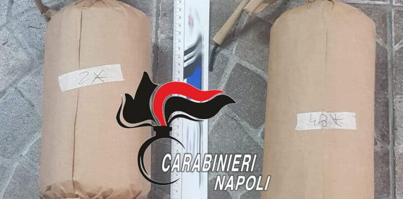 Napoli. Controlli dei carabinieri, arresti e denunce: oltre un quintale di botti sequestrati