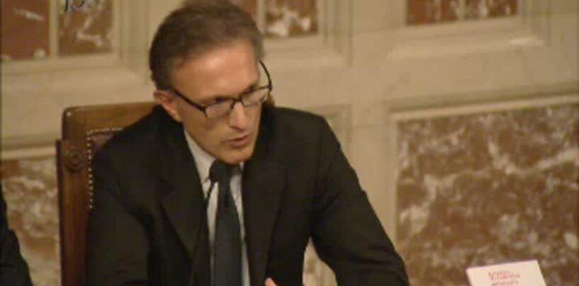 Domenico Airoma è il nuovo procuratore di Avellino