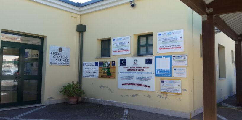"""Sant'Angelo dei Lombardi: boom di iscrizioni all'Istituto """"F. De Sanctis"""""""