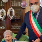 Trevico festeggia i primi 100 anni di nonna Chiara