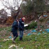 Montesarchio:  gestione illecita di rifiuti in un'azienda