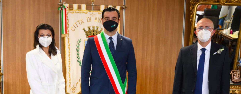 Ad Avellino il primo matrimonio d'Italia del 2021