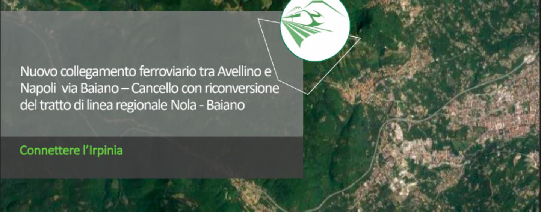Avellino connessa all'Alta Capacità: il progetto proposto da Giuditta nella mani del premier