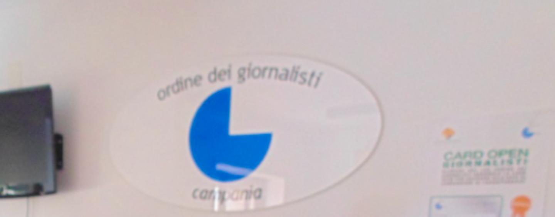 Coronavirus, l'Ordine chiede a De Luca di inserire i giornalisti in campagna vaccini