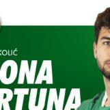 L'Us Avellino saluta Mario Nikolic: il difensore rientra in patria
