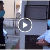 VIDEO/Avellino, partorisce una bimba nell'auto davanti alla Malzoni: il racconto del papà