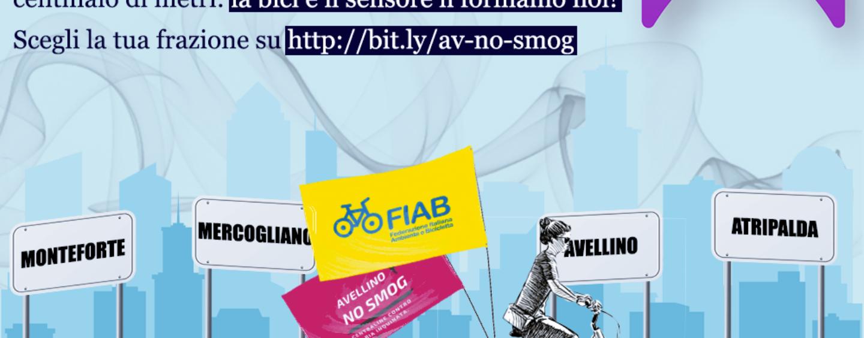 Fuori dalla morsa dello smog: lunedì parte la ciclo-staffetta in città