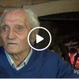 VIDEO/Grottaminarda: Felice Faretra 97enne sopravvissuto ai campi di concentramento riceve la medaglia d'Onore dal Presidente Mattarella