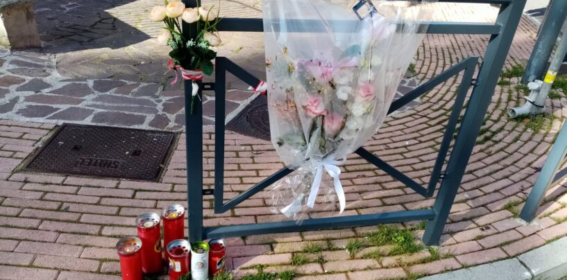 La morte di Debora sconvolge l'Irpinia: rose sul lungo dell'incidente, lutto cittadino ad Aiello