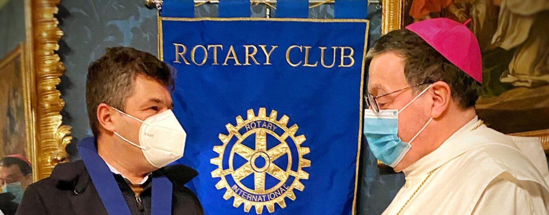 Rotary Avellino Ovest, consegnata la calza della solidarietà