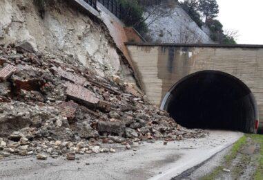 """Dopo il crollo riapre la statale delle Puglie, il sindaco di Orsara: """"Entro oggi sarà percorribile"""""""