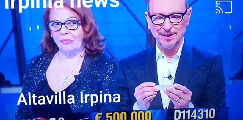 Lotteria Italia: ad Altavilla Irpina vinti 500.000 euro, a Bisaccia 50.000
