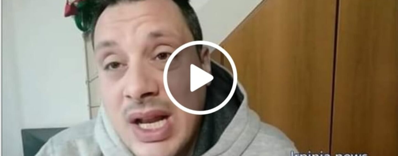VIDEO/Modestino, da Avellino a Novara per combattere il Covid in prima linea