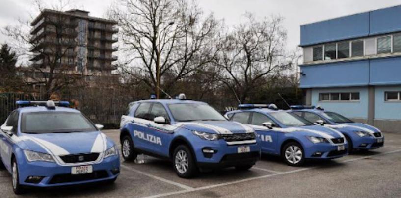 Avellino, la polizia becca 4 giovani autori di furto in un supermercato